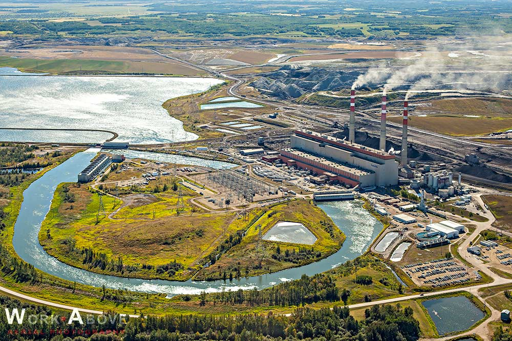 Transalta Utilities Plant 09090870