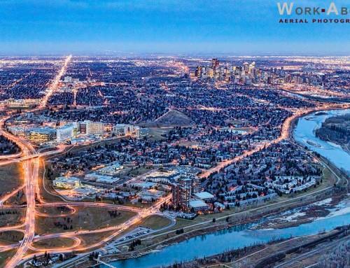 Calgary Night